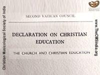 Declaration on Christian Education