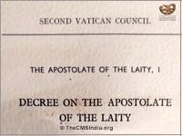 Decree on the Apostolate of the Laity